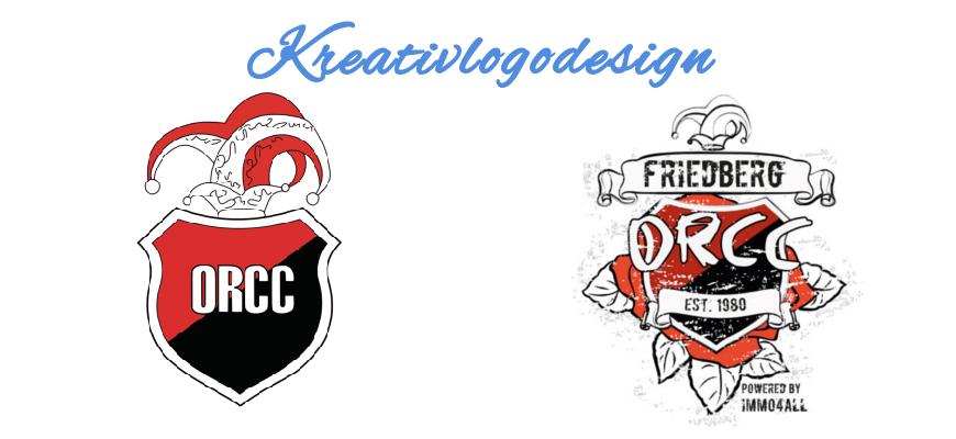 Kreativlogo für ORCC-Friedberg