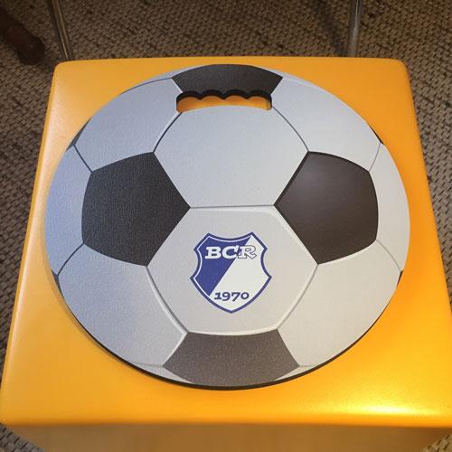Sitzkissen Fussball
