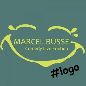 Marcel Busse - Comedy live erleben - Logo-Serie