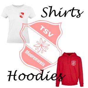Shirts/Hoodies TSV Moorenweis